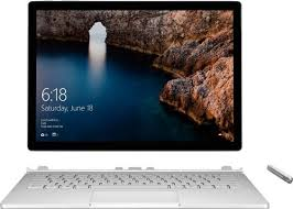 black friday laptop dedicated graphics microsoft surface book 2 in 1 13 5
