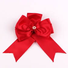 satin ribbon wholesale christmas satin ribbon bow