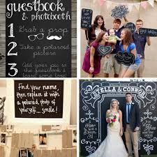 diy wedding photo booth stuff you can do with chalkboards 10 cheap diy wedding