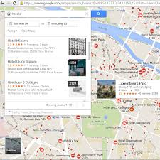 find maps find hotels in central using maps