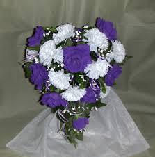 Purple Carnations Purple Carnations