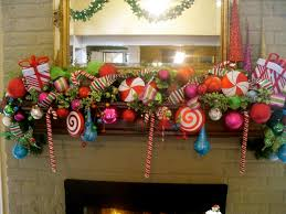 themed christmas decorations ideas candy themed christmas decorations best 25 land on