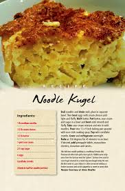 Noodle Kugel Cottage Cheese by Recipe Noodle Kugel Happenings Magazine U2014 Happenings Magazine