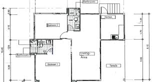 floor plan 2 bedroom bungalow 3 bedroom bungalow floor plan thecashdollars com