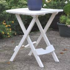 Outdoor Folding Side Table Patio Folding Tables Foter