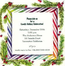 holiday party invitation wording samples iidaemilia com