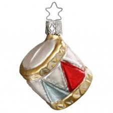 inge glas pastel colored ornaments flamant usa european furnishings