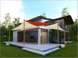 outdoor shade ideas for patio a slice of shade creating canopies
