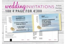 wedding invitations dublin 30 fabulous wedding invitations to suit every style of