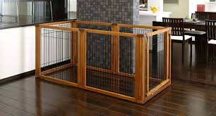 Dog Crate With Bathroom by Top 15 Best Playpens For Dogs In 2017