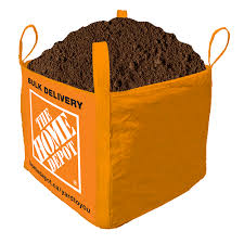 How Many Cubic Yards Are In A Ton Of Gravel Yard To You Bulk Soil Mulch Rock Delivery The Home Depot Canada