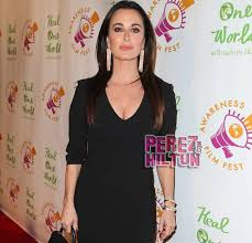 kyle richards needs to cut her hair cops say the million dollar heist at kyle richards house is not