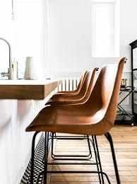 chaises cuisine couleur la chaise de cuisine moderne en 62 photos inspirantes archzine fr