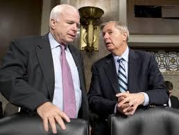 Seeking Graham Us Sen Graham Seeking Authorization For Attack On Iran