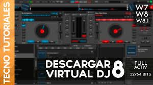 full version virtual dj 8 descargar virtual dj 8 full 32 64 bits w7 w8 ultima version 2014