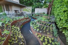 Vegetable Garden Landscaping Ideas 24 Fantastic Backyard Vegetable Garden Ideas