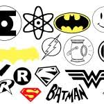 superhero logos and names logot logos