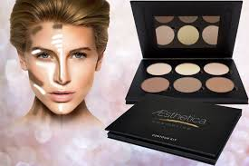 powder and sleek get flawless skin with the best contouring kit