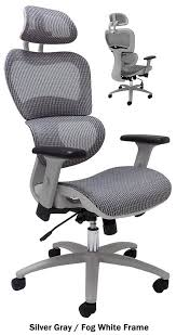 Ergonomic Office Furniture by Elastic All Mesh Ergonomic Office Chair