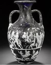 The Portland Vase Roman Mysteries U0026 Western Mysteries A Mysterious Roman Vase