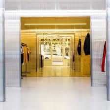 Clothing Boutique Floor Plans by Retail Architecture Projects Dezeen