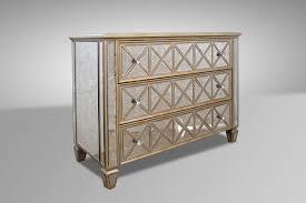 transitional mirrored dresser