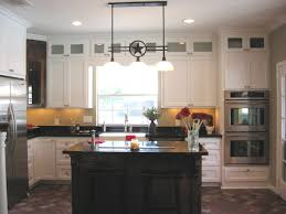 custom kitchen cabinets with glass doors lone kitchen with custom cabinets stacked