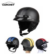 motocross helmet visor aliexpress com buy carchet motorcycle helmet open face visor