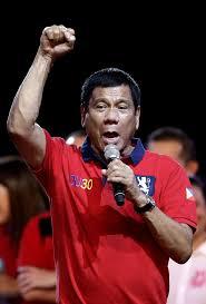 philippine u0027strongman u0027 duterte isn u0027t so tough when faced with