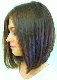 short haircut with bangs hair style and color for woman