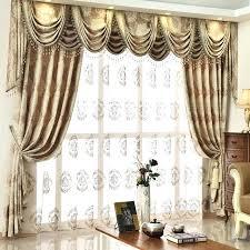 rideaux pour fenetre chambre rideaux pour fenetre de chambre dor europacen royal de luxe