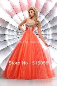 cheap orange prom dresses cocktail dresses 2016