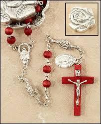 petal rosary scented petal rosary