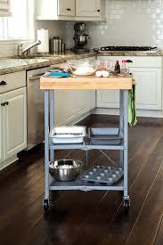folding island kitchen cart folding island kitchen cart butcher block origami lively
