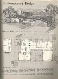 mid century ranch floor plans vintage house plans mid century homes vintage homes house plan