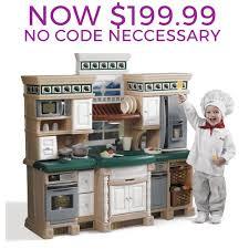 kids play kitchen sets teamson kids 2 piece wooden play kitchen best play kitchen ever lifestyle deluxe kitchen
