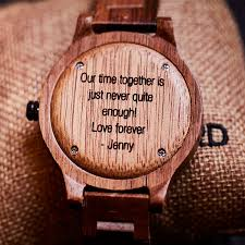photo engraving engraved wooden watches box engraving by jord