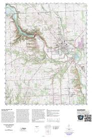 Map Dayton Ohio by Mytopo Custom Topo Maps Aerial Photos Online Maps And Map