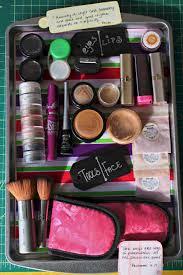 split the lark easy diy makeup organizer makeup pinterest