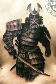 samurai tattoo our top 20 samurai designs from around the world