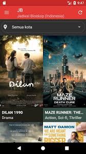 jadwal film maze runner 2 di indonesia jb jadwal bioskop indonesia 1 4 apk androidappsapk co