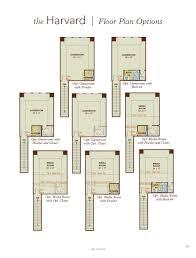 harvard home plan by gehan homes in waters edge