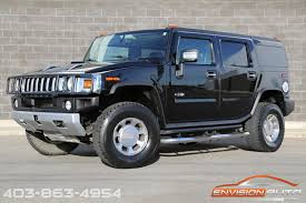 luxury hummer 2008 h2 hummer suv luxury pkg u2013 air ride envision auto calgary