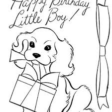 happy birthday party coloring page color luna