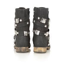 biker type boots buy dolcis ladies kesha biker style ankle boots online