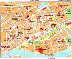 map of rouen map tourist attractions tours maps