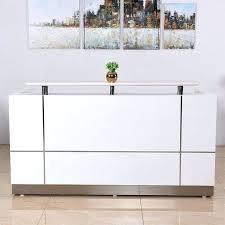 Desks Hair Salon Reception Furniture Hair Salon Reception Desk Image Of White Salon Reception Desk Hair
