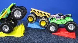 monster jam toys trucks tormentor truck toys new wheels accesories stunt ramps