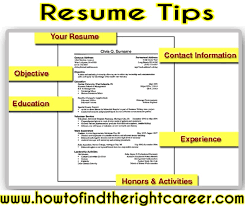 Create A Resume Free Online by Astounding Tips For Writing A Resume 48 About Remodel Create A