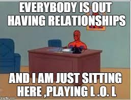 Spiderman Meme Desk - spiderman computer desk meme imgflip